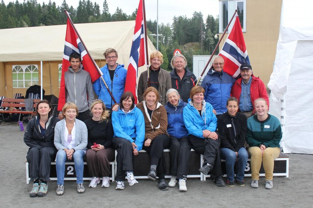 Bergenstroppen i NM