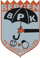 Bergen petanqueklubbs nye logo!