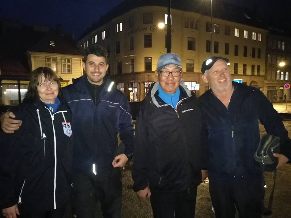 Toini og Hadi (BPK) - Jean Jaques og Morten (OPC/FPK)