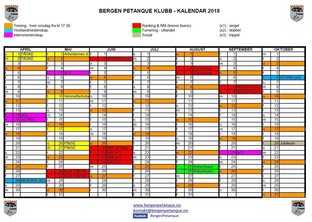 petanque 2018